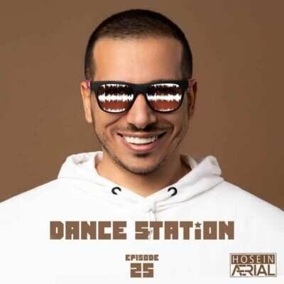 Hosein Aerial – Dance Station 25 400x400 - دانلود پادکست حسین اریال دنس 25