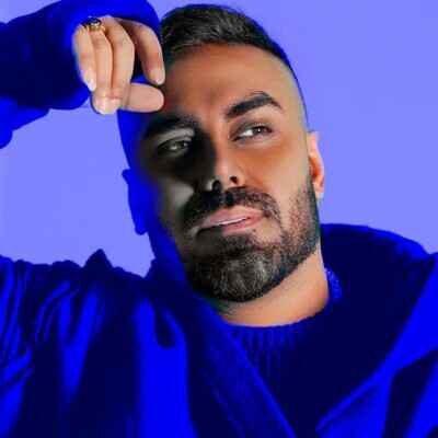 Majid Eshali2 400x400 - دانلود آهنگ مجید اصلاحی حلالت