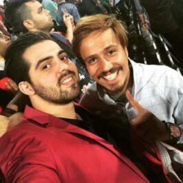 Saeed Kermani3 266x266 - دانلود آهنگ سعید کرمانی تنهام بزار