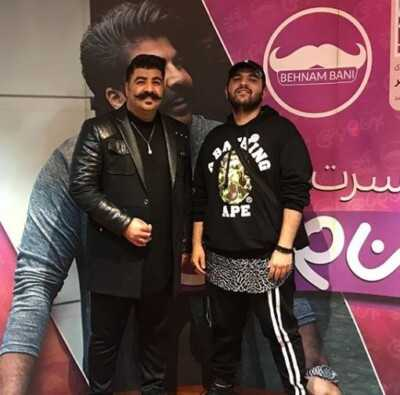 kamy yousefi and behnam bani - دانلود آهنگ بهنام بانی پاییز