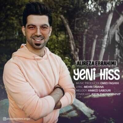 Alireza Ebrahimi – Yeni His 400x400 - دانلود آهنگ ترکی علیرضا ابراهیمی یئنی حیس