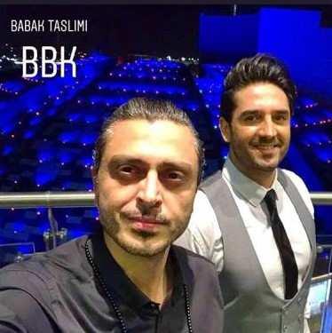 Babak Taslimi3 - دانلود آهنگ بابک تسلیمی بعضی وقتا