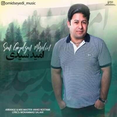 Omid Seyedi 400x400 - دانلود آهنگ ترکی امید سیدی سن گوزل سن مارالیم