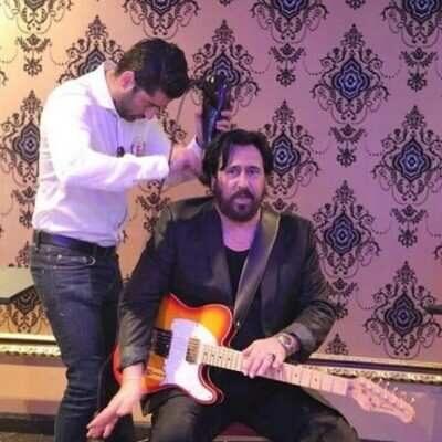 Shahram Shabpareh 400x400 - دانلود آهنگ شهرام شب پره شب شد