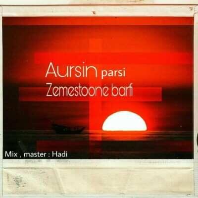Zemestoone Barfi   Aursin Parsi 400x400 - دانلود آهنگ آرسین پارسی زمستون برفی