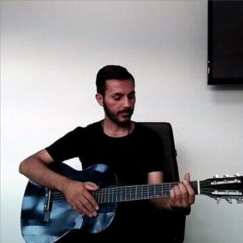 Amir Ghasem Sedghi 350x350 - دانلود آهنگ آرین یاری تو عشق کی