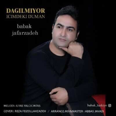 Babak Jafarzadeh 400x400 - دانلود آهنگ ترکی بابک جعفرزاده ایچیمدکی دومان