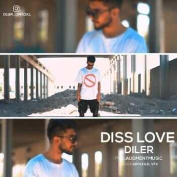 Diler – Diss Love 350x350 - دانلود آهنگ ایمان نامی عشق خاص قلبم