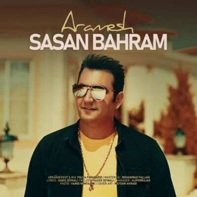 SasanBahranAramesh 400x400 - دانلود آهنگ ساسان بهرام آرامش