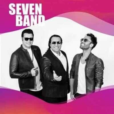Seven Band 400x400 - دانلود آهنگ جدید سون بند مگه دوسم نداشتی