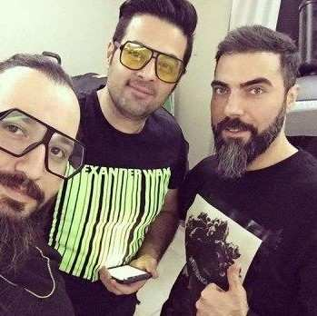 Ali Akam – Shomal - دانلود آهنگ فاضل دریس جدیدنا