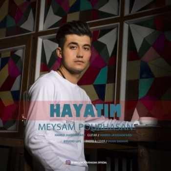 Meysam Pourhasan Hayatim 350x350 - دانلود آهنگ مازنی حسین حیدری یار قربون