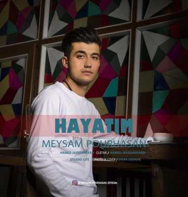 Meysam Pourhasan Hayatim - دانلود آهنگ ترکی میثم پورحسن حیاتم