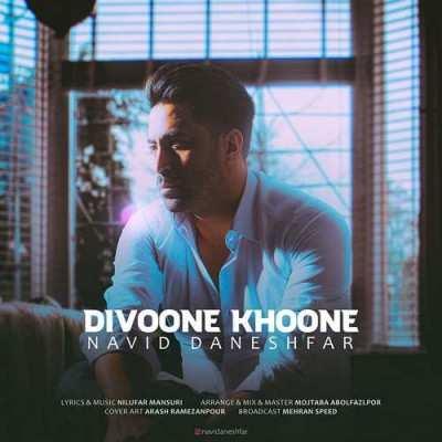 Navid Daneshfar – Divoone Khoone 1 - دانلود آهنگ نوید بیگلری دلبر خاص