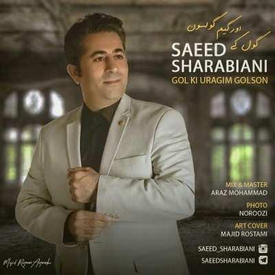 Saeed - دانلود آهنگ ترکی سعید شربیانی گول کی اورگیم گولسون