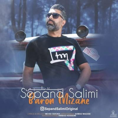 Sepand Salimi – Baroon Mizaneh - دانلود آهنگ سپند سلیمی بارون میزنه