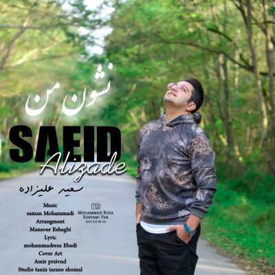 Saeed Alizadeh Neshoone Man - دانلود آهنگ مازنی سعید علیزاده نشون من