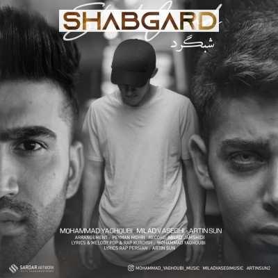Shabgard - دانلود آهنگ کردی محمد یعقوبی و میلاد واثقی و آرتین سان شبگرد