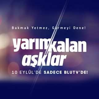 Yarim Kalan Asklar - دانلود آهنگ تیتراژ سریال ترکی عشق های نیمه تمام
