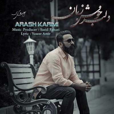 Arash Karimi - دانلود آهنگ آرش کریمی دلبر خوش زبان