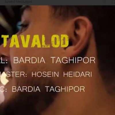 Bardia - دانلود آهنگ بردیا تقی پور تولد