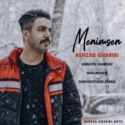 Behzad Gharibi Manim San - دانلود آهنگ ترکی بهزاد قریبی منیم سن