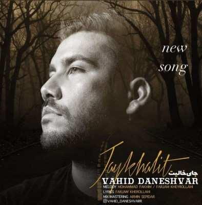 Vahid - دانلود آهنگ وحید دانشور جای خالیت