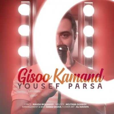 Yousef Parsa - دانلود آهنگ یوسف پارسا گیسو کمند