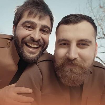 Alend Hazim Romi Herki Lawke Min - دانلود آهنگ کردی ئەلەند حازم و رومی هەرکی لاوکی من