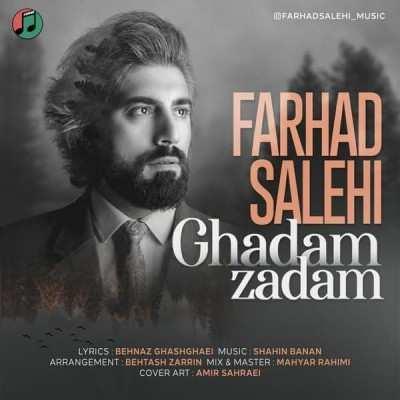 Farhad Salehi - دانلود آهنگ فرهاد صالحی قدم زدم