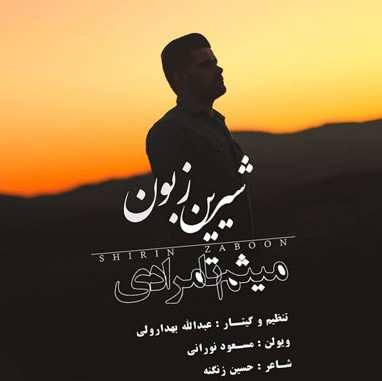 Meysam Tamoradi – Shirin Zabon - دانلود آهنگ میثم تامرادی شیرین زبون