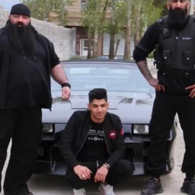 Mojtaba - دانلود آهنگ کردی مجتبی ترکاشوند نگار