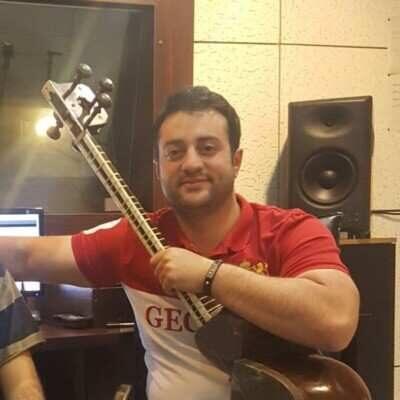 Anaram 400x400 - دانلود آهنگ آنارام تار رباب