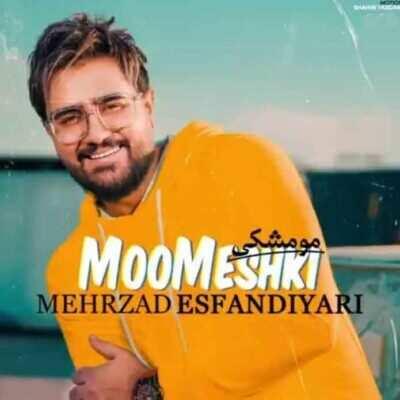 Mehrzad Esfandiyari – Moo Meshki 400x400 - دانلود آهنگ مهرزاد اسفندياری مو مشکی