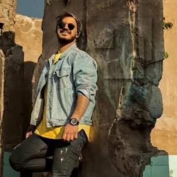 Reza Radman – Zire Baron 350x350 - دانلود آهنگ رضا بهرام آن لبخند تو ایمان مرا برد