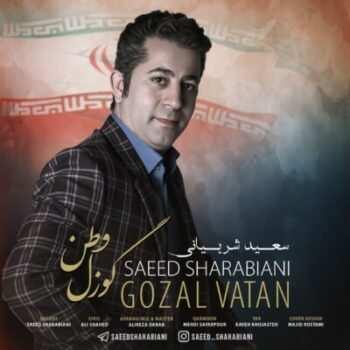 Saeed Sharabiani Gozal Vatan 350x350 - دانلود آهنگ محمد بابادی عروس دامی
