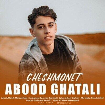 Aboud Qatali 400x400 - دانلود آهنگ عبود قتالی چشمونت