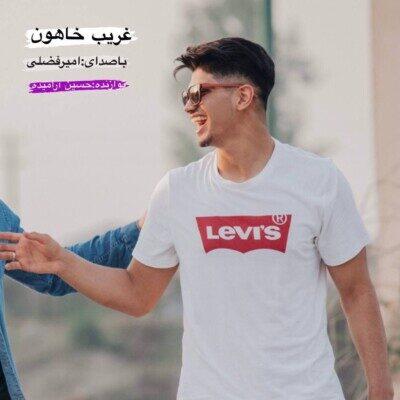 Amir 400x400 - دانلود آهنگ امیرفضلی غریب خاهون