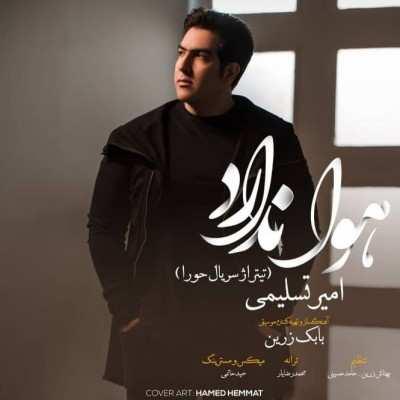 Amir Taslimi - دانلود آهنگ امیر تسلیمی هوا ندارد
