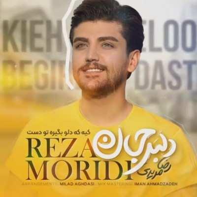 Reza Moridi 1 - دانلود آهنگ رضا مریدی دلبر جان