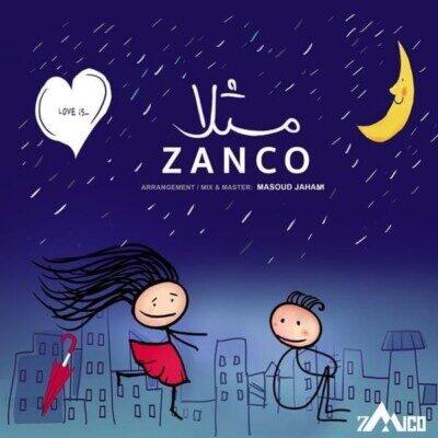 Zanko 400x400 - دانلود آهنگ زانکو مثلا