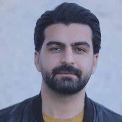 Behnam Khedri 400x400 - دانلود آهنگ گلی بی تو همه با من بدن بهنام خدری
