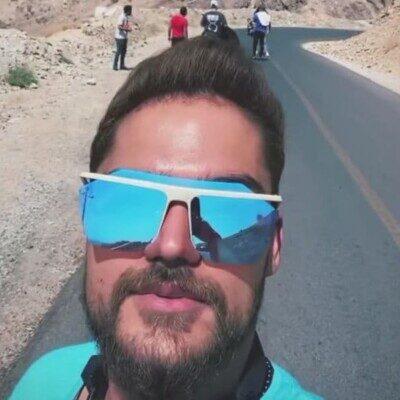 Ali Khodabandeh 1 400x400 - دانلود آهنگ علی خدابنده یاقوت سرخ