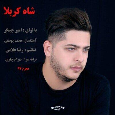 Amir Chitgar 400x400 - دانلود مداحی امیر چیتگر شاه کربلا