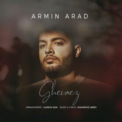 Armin 2 400x400 - دانلود آهنگ آرمين آراد قرمز