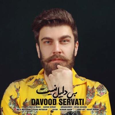 Davood Servati Bi Dalil Nist - دانلود آهنگ داوود ثروتی بی دلیل نیست