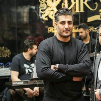 Shahab Mozaffari - دانلود آهنگ شهاب مظفری الکل چشمات
